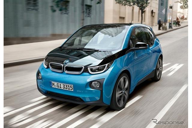 航続距離が飛躍的に向上したぞ!BMW「i3」改良新型、10月1日より発売 画像
