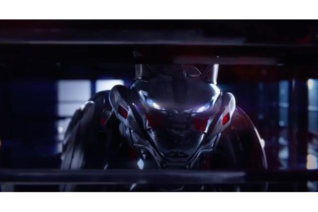 史上最強モンスター・ダッジチャレンジャー新型「デーモン」、SF大作風限定予告動画を見逃すな! 画像