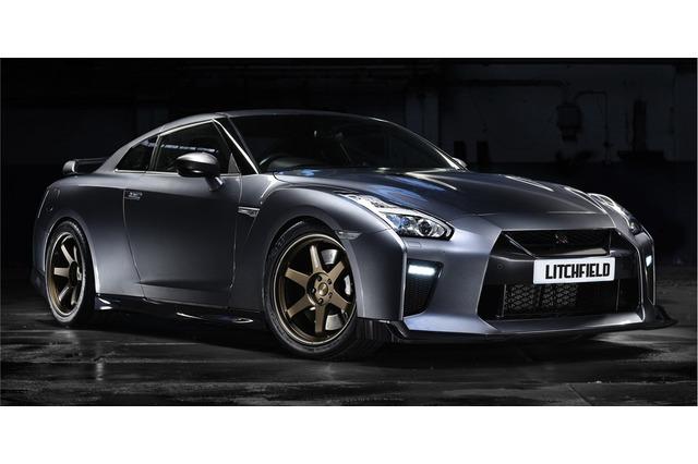 世界最高のGT-R、675馬力でリッチフィールドから限定発売! 画像