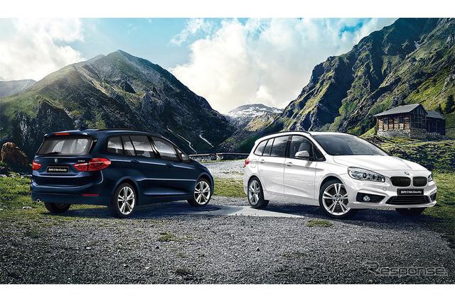 アウトドア志向のファミリーをターゲット...BMW「218d xCountry」発売へ 画像