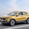 VW次世代最小クロスオーバーSUV、これが最終デザインか!? レンダリングCGを入手 画像