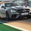 最強Eクラス、メルセデス AMG E63/E63S新型を発表! 画像