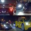 【動画】イタリアの流星...パガーニ30億円軍団、辰巳PAに集結! 画像