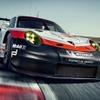 ポルシェ史上初のミッドシップ「911RSR」新型、初公開! 画像