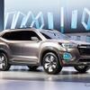 あるぞ市販化!スバル新型SUV「VIZIV-7」初公開!3列シートにゆとりある空間 画像
