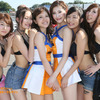 【レースクィーン】鈴鹿8耐『BATTERY GIRL』 画像
