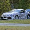 トヨタ スープラ新型、 新プロトタイプに「FT-1」デザインが見えた! 画像
