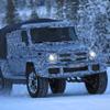 超オフローダー・メルセデスG500 4x4次期型、豪雪のスカンジナビアを駆け巡る! 画像