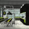 ニューバランス、レース用シューズ発売を記念してカフェ「NB HANZO BASE」オープン 画像