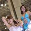 【オートショーを彩るコンパニオン】もっと見て!…尾林ファクトリー 画像