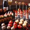 大人バレンタインを楽しむ...シャンパーニュ&スイーツブッフェ「バブルズナイト」3日間限定開催 画像