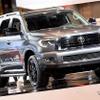 トヨタ ランクル200よりビッグなフルサイズSUV「セコイア」、改良新型が公開! 画像