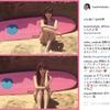深田恭子、インスタグラムにセクシーショット連発! 画像