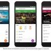Google検索アプリ、リオ五輪情報を直感的&調べやすく提供へ 画像