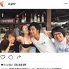 浜崎あゆみ、スリム過ぎるビキニ姿に「内蔵はどこ?」 画像