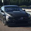 ボルボ、新たなテストカー投入でレースマシン開発を加速! 画像
