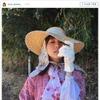 桐谷美玲、「農家スタイル」でセクシー目線 画像