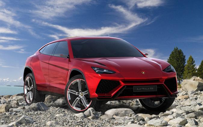 ランボルギーニの世界最速SUV「ウルス」、4月生産開始を発表! 画像