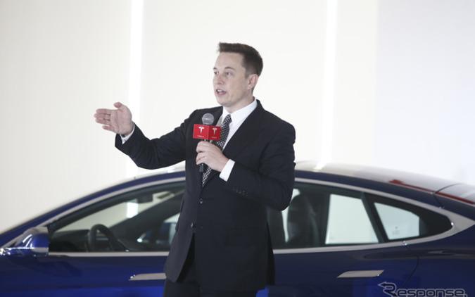 テスラモーターズ、間もなく「最高機密」を発表へ...CEOがつぶやく 画像
