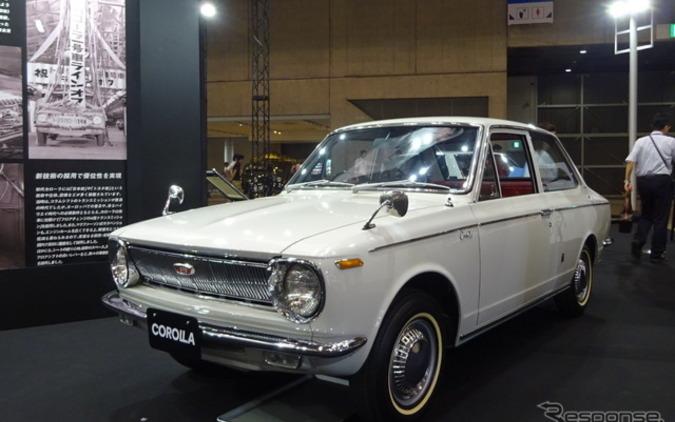 トヨタ カローラ生誕50年、開発者たちが語る秘話...その歴史と未来 画像