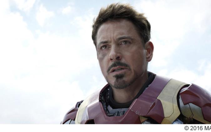 ロバート・ダウニーJr.からコメント到着!アイアンマン役を「心から楽しんでいる」 画像