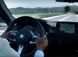 BMW 5シリーズ 次期型、最新予告イメージをリーク! 画像
