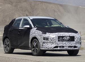 これが日産ジュークハンターか!ヒュンダイ新型SUV、その名は「X」 画像