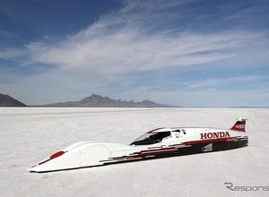 日本の誇りだ!ホンダS660用エンジン、ボンネビルで世界最速記録を樹立 画像