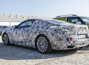 BMW 8シリーズ 次世代型、20年振り逆襲の復活へ! 画像
