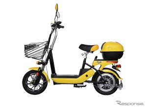 電動スクーター『バイクルL6』発売、早割12万8千円から 画像