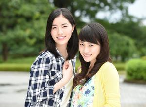 松井珠理奈と川栄李奈がドラマ初共演!7月13日から「死幣」 画像
