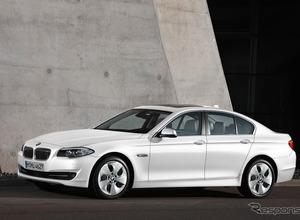 BMW5シリーズ次期型、ファンサイトが画像リークしちゃった! 画像