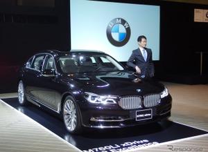 610馬力へ!BMW7シリーズにハイチューンモデル「M760Li xDrive」発売 画像