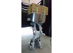 次世代の二足歩行型パワードスーツ「MS-04」登場! 画像
