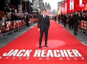 トム・クルーズ「日本に行くのが待ちきれない!」『ジャック・リーチャー』ロンドンプレミアに登場 画像