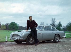 名シーンで振り返る!007シリーズ歴代「ボンドカー」写真集! 画像