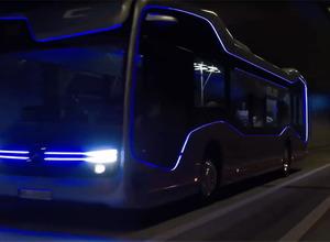 【動画】もはや宇宙船レベルの近未来・自動運転バス&トラックベスト8! 画像