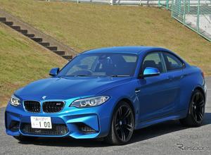【写真集】BMWもっともコンパクトな最強モデル「M2」 画像