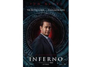 【新作映画】『ダ・ヴィンチ・コード』シリーズ最新作、『インフェルノ』スチール写真&予告! 画像