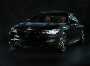 黒い官能...BMW、M3/M4用新パーツを初公開 画像
