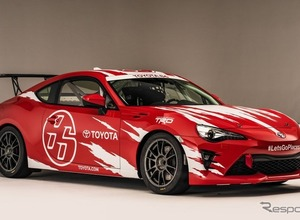 トヨタ86、レーシングチューンの「CSカップ」を米国にも投入 画像