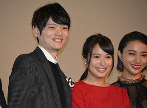 古川雄輝、広瀬アリスと距離縮まらず?「雰囲気で察していただければ」と苦笑い 画像
