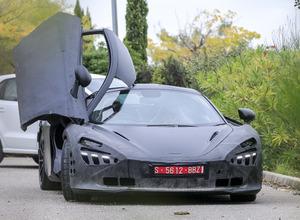 マクラーレン700馬力の次世代スーパーカー、デザインより刺激的に! 画像