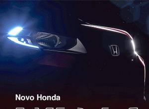 予告第二弾!ホンダ新型クロスオーバーSUV「WR-V」の表情見えた 画像