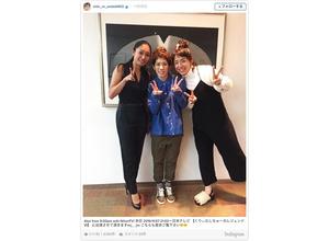 安藤美姫、吉田沙保里&浜口京子との豪華3ショットを公開 画像