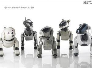ソニー、「AIBO」後継ロボット開発に着手! 画像