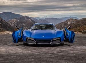 ホンダパワーだ!次世代スーパーカー「ビースト アルファ」世界初公開 画像