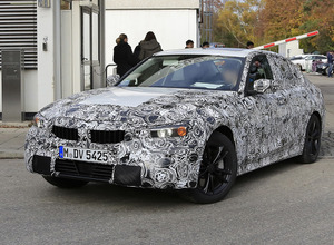 BMW3シリーズ次世代型、完全エレクトリックモデル投入も視野に!? 画像