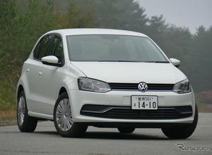 【試乗記】VW ポロ トレンドライン、これぞVW! なシンプルさ、機能性…島崎七生人 画像