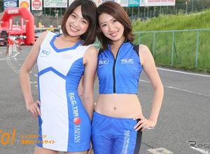 【レースクィーン】鈴鹿8耐『F.C.C.TSR マスコット』 画像